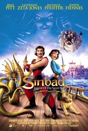 Szindbád - A hét tenger legendája