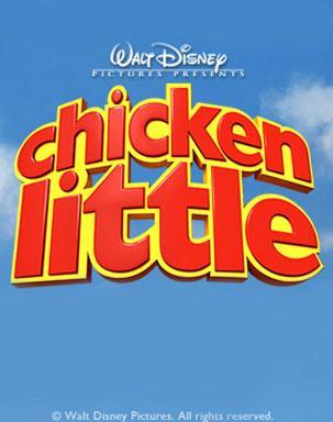 Chicken Little 303x384