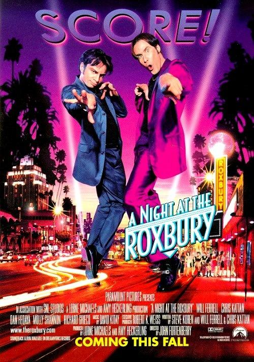 a night at the roxbury german