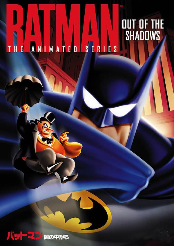 Batman: The Animated Series 800x1135