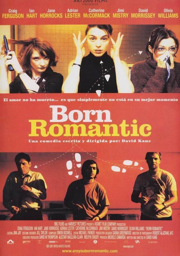 Born Romantic - Herzensbrecher sollten tanzen können