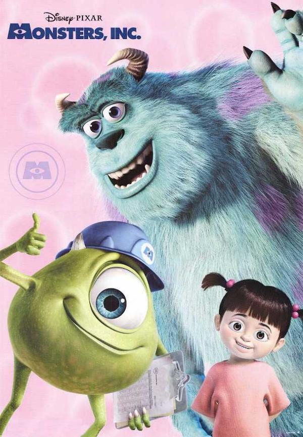 Monsters, Inc. 659x951