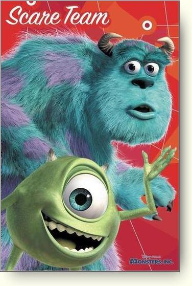 Monsters, Inc. 376x559