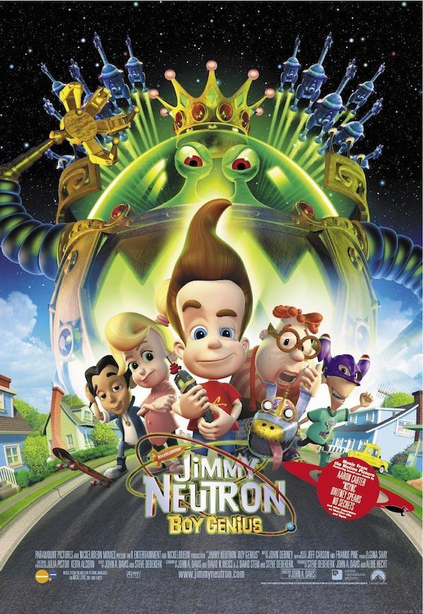 Jimmy Neutron: Der mutige Erfinder
