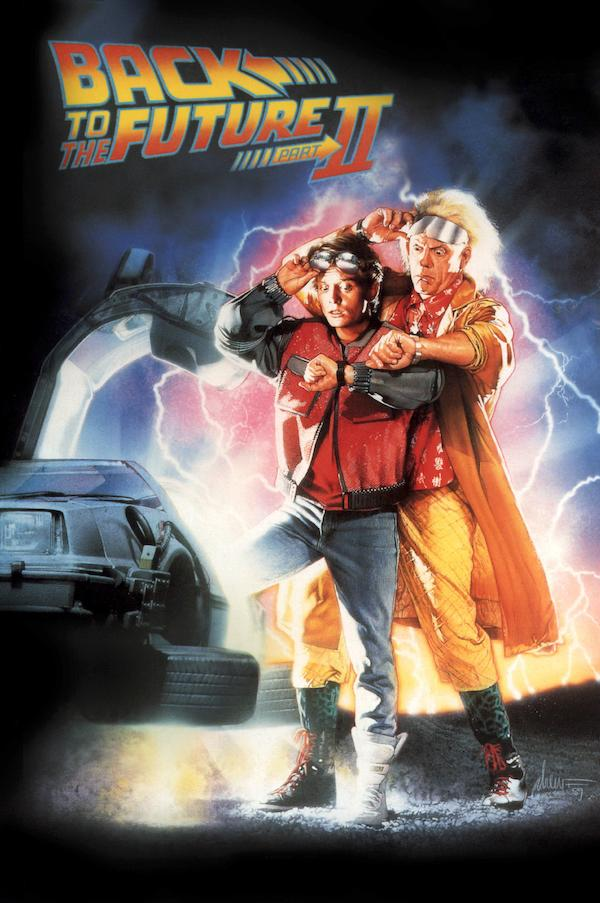 Back to the Future Part II 1489x2241