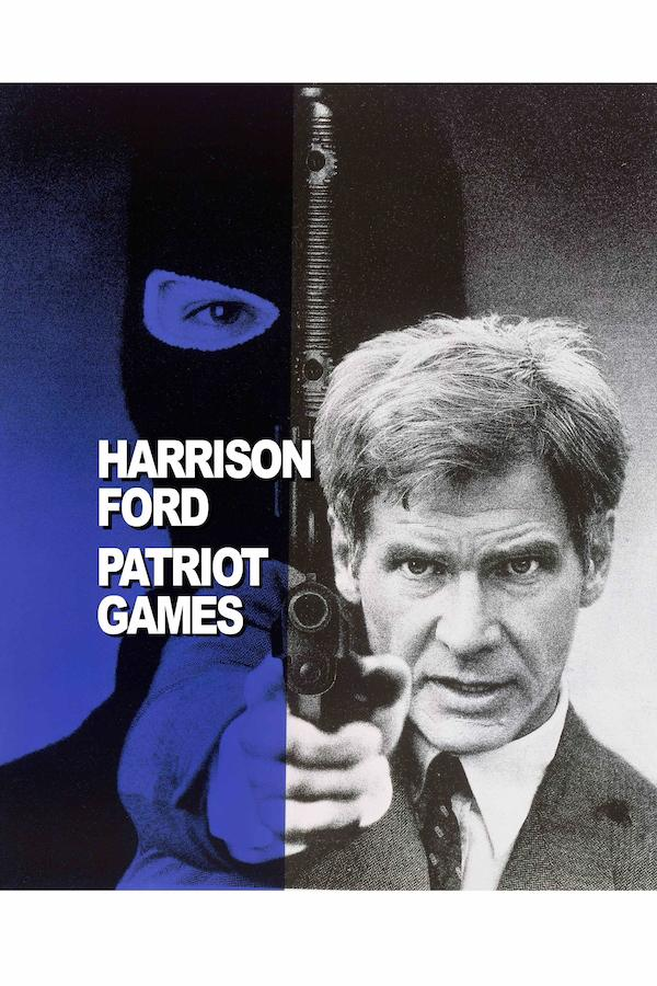 Patriot Games 1992 Movie Posters