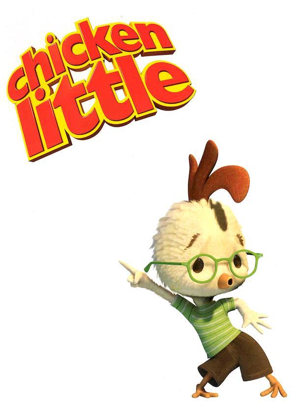 Chicken Little 1488x2084