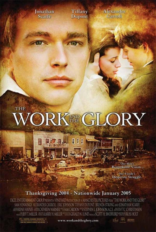 The Work and the Glory 640x948