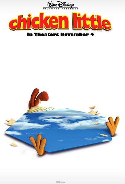 Chicken Little 407x600