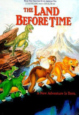 The Land Before Time 329x475
