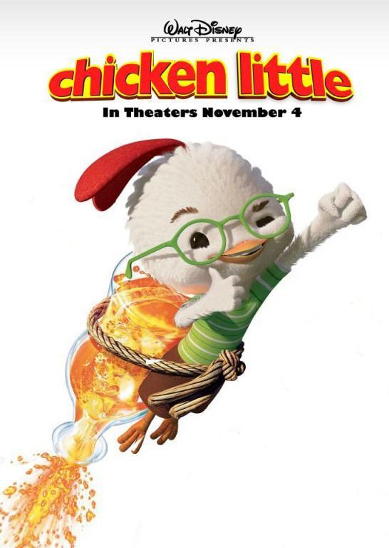 Chicken Little 546x768