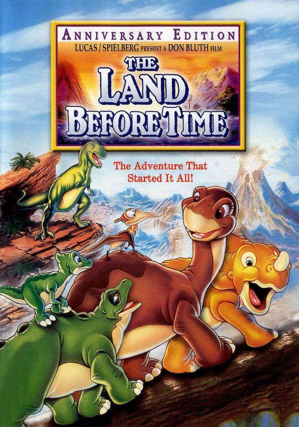 The Land Before Time 1525x2175