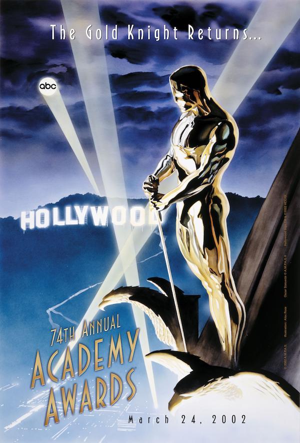 The 74th Annual Academy Awards