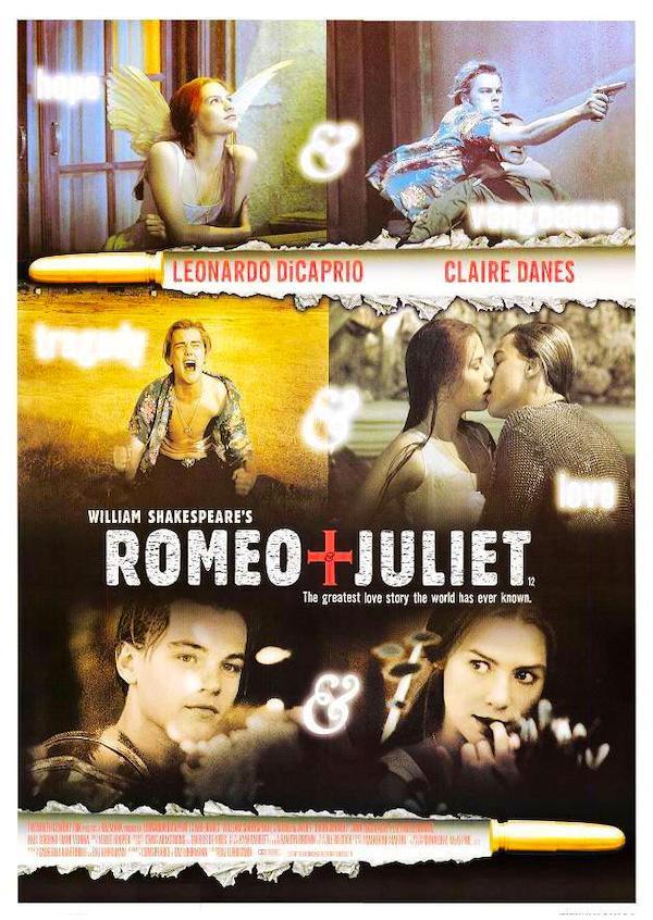 Romeo + Juliet 628x885