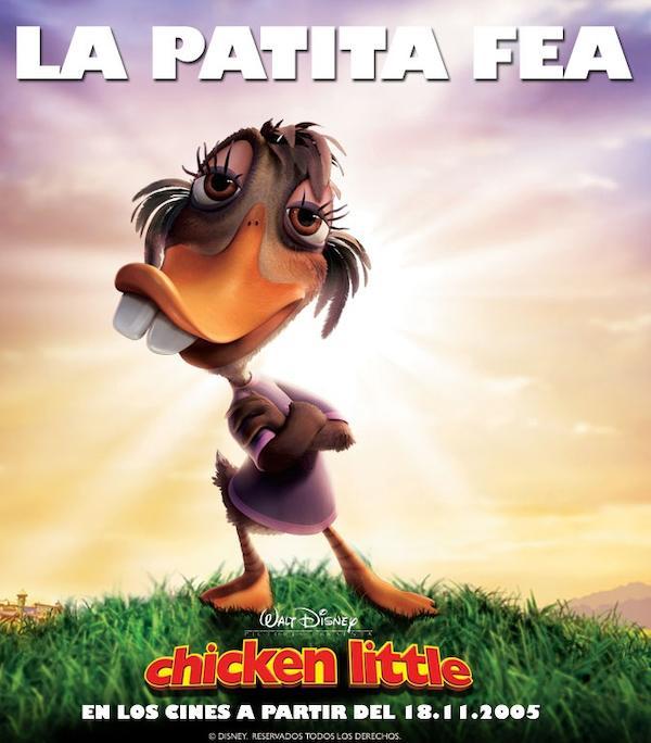 Chicken Little 672x766