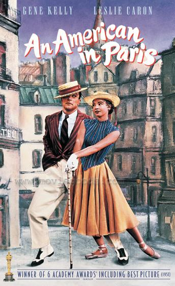 An American in Paris 344x560