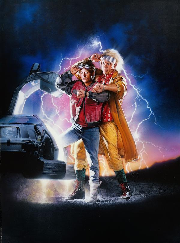 Back to the Future Part II 2231x3000