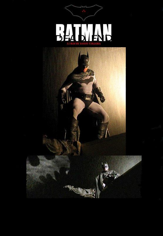 Batman: Dead End 555x800