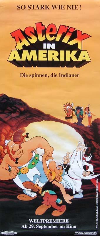 Asterix in America 340x798