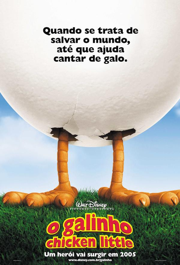Chicken Little 1608x2362
