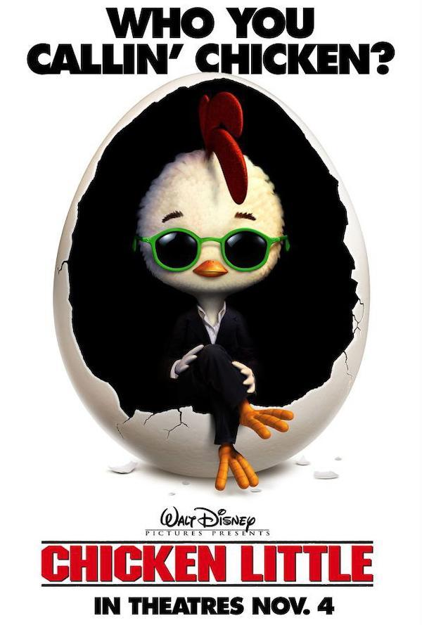 Chicken Little 607x899
