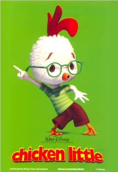 Chicken Little 401x585
