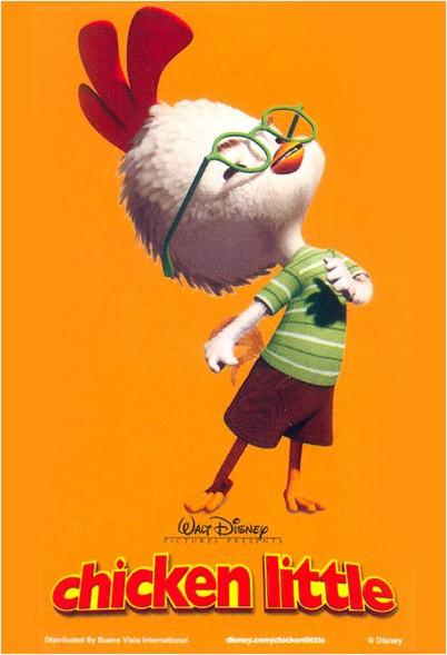 Chicken Little 402x589