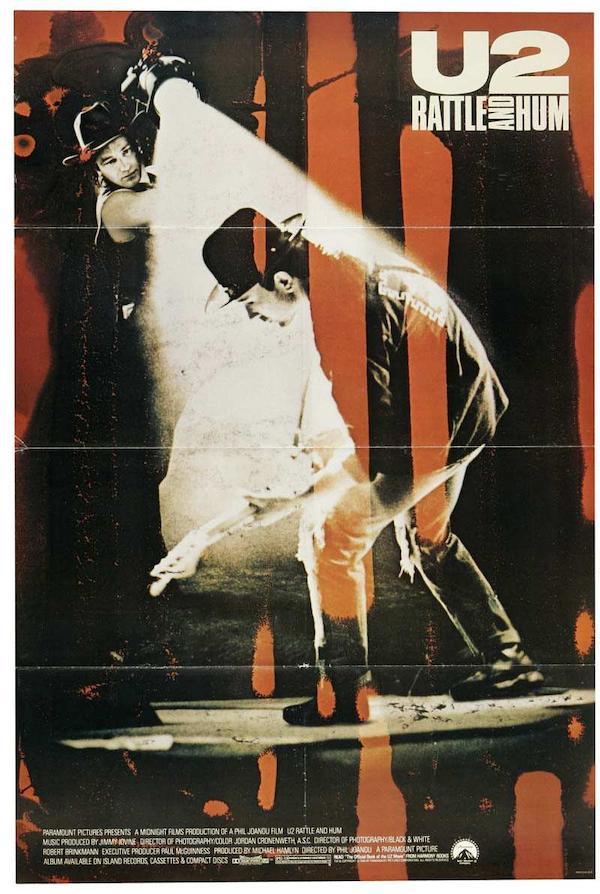 U2: Rattle and Hum 800x1192