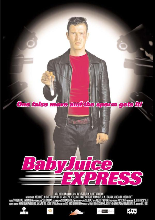 The Baby Juice Express