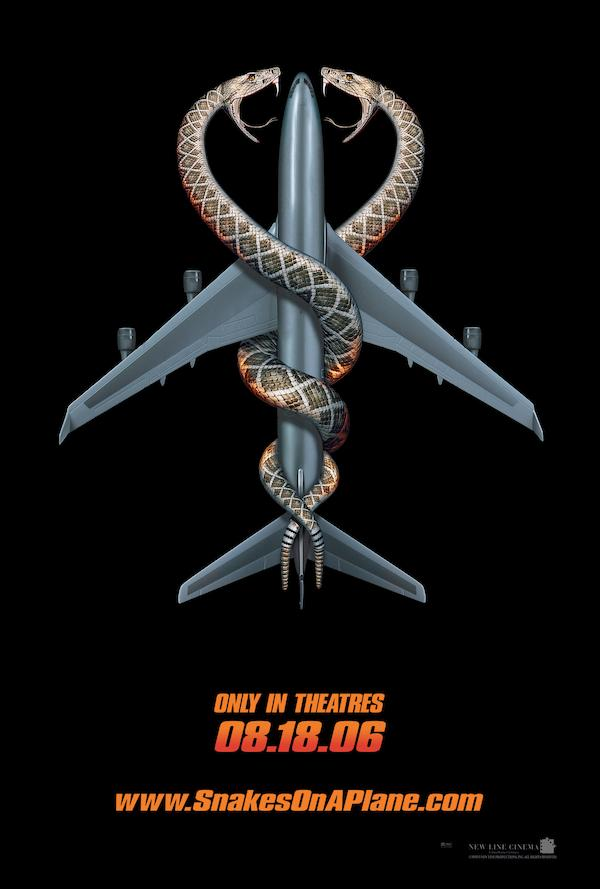 Snakes On A Plane 2006 Movie Posters