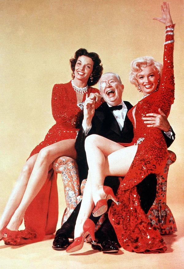 Gentlemen Prefer Blondes 1920x2800
