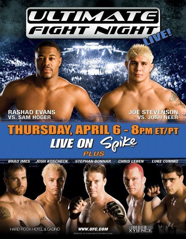 UFC: Ultimate Fight Night 4