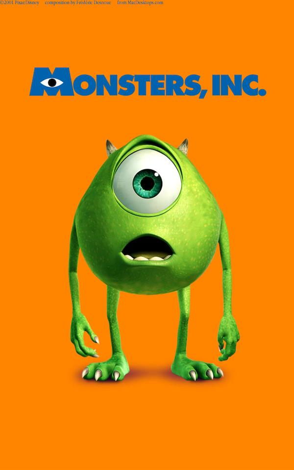 Monsters, Inc. 640x1024