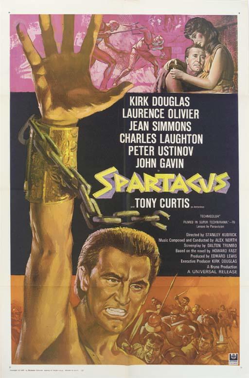 Spartacus 512x775