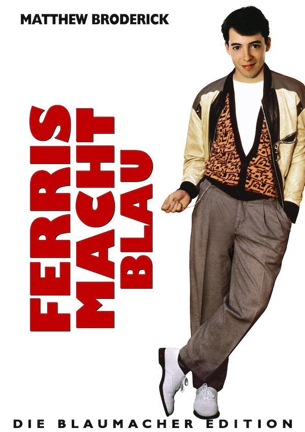 Почивният ден на Ферис Бюлер (1986) Filmplakate