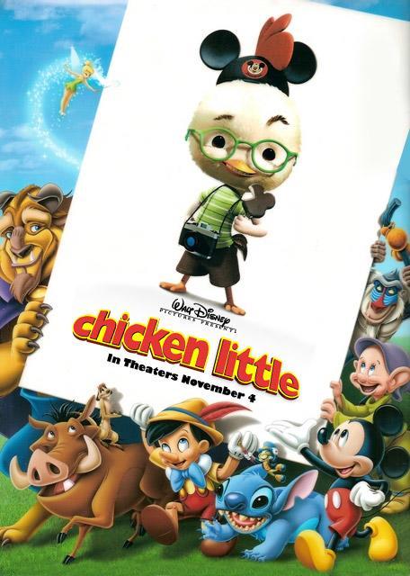 Chicken Little 456x640