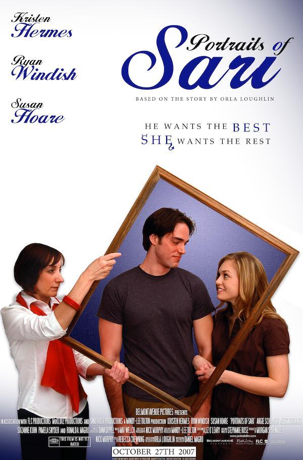 Portraits of Sari