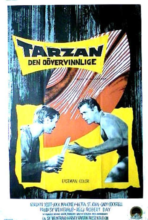 Tarzan the Magnificent 500x741