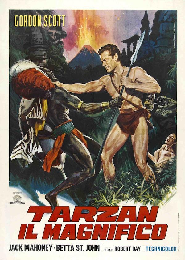 Tarzan the Magnificent 1800x2523