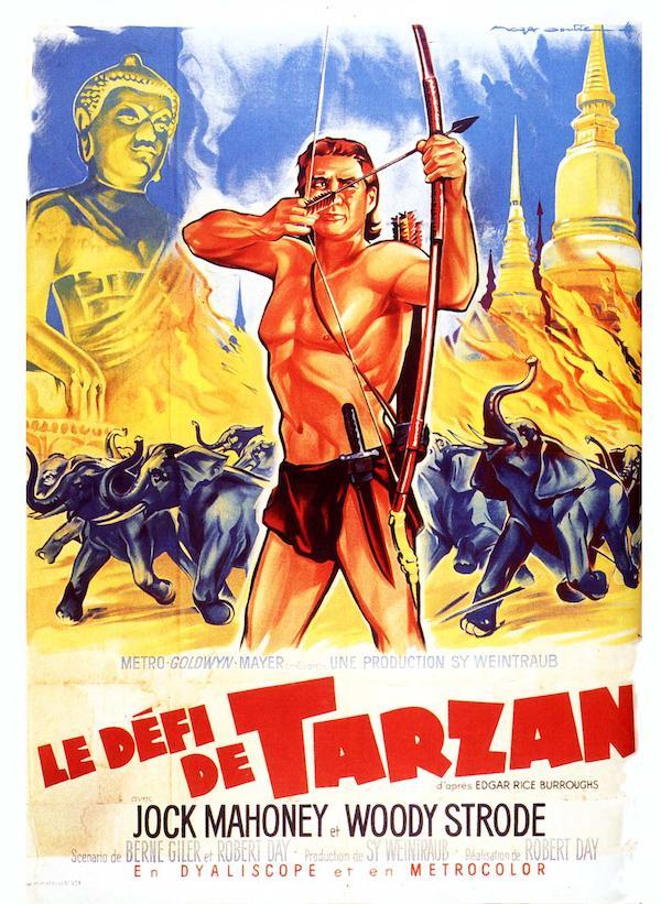 Tarzan's Three Challenges 1114x1525