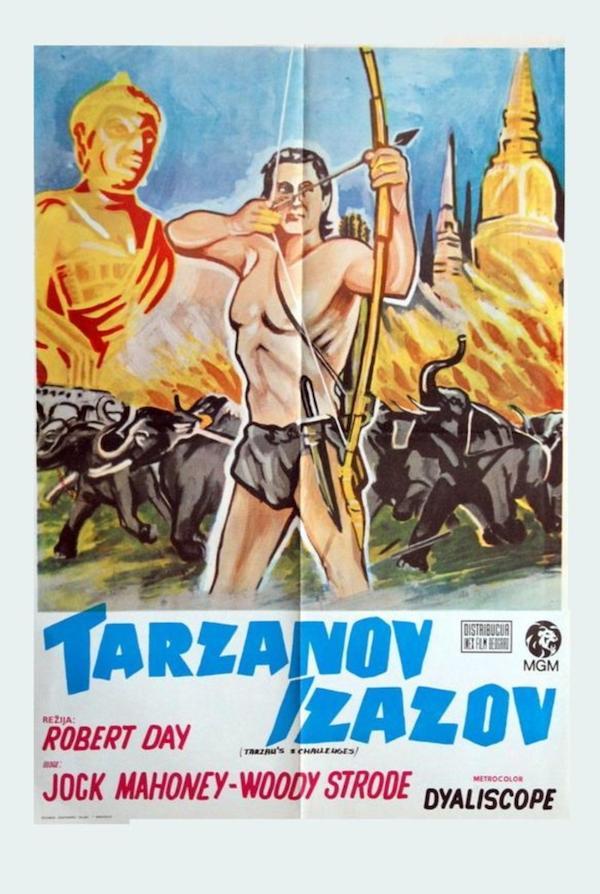 Tarzan's Three Challenges 800x1192