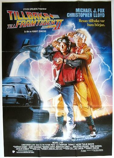 Back to the Future Part II 375x522