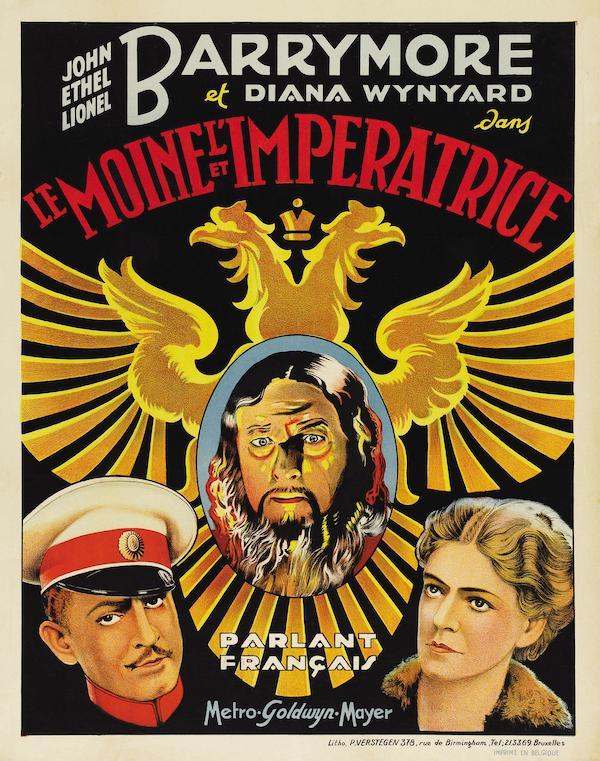 Rasputin and the Empress 2050x2600
