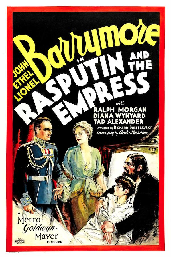 Rasputin and the Empress 1501x2251