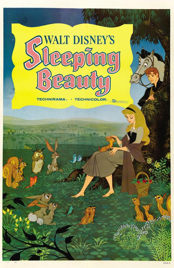 Sleeping Beauty 2118x3250