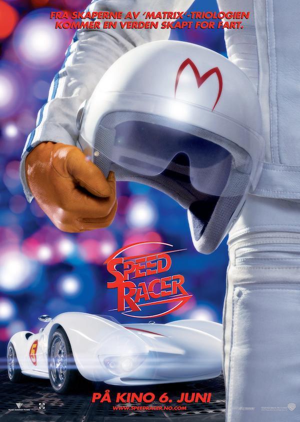 Speed Racer 2520x3548