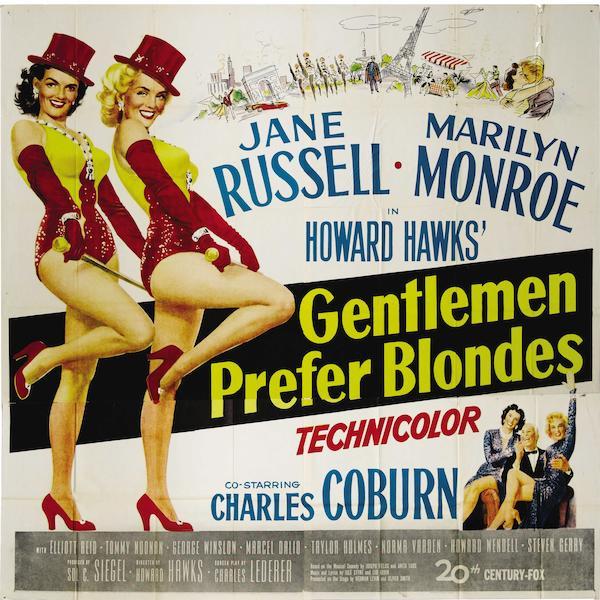Gentlemen Prefer Blondes 3250x3250