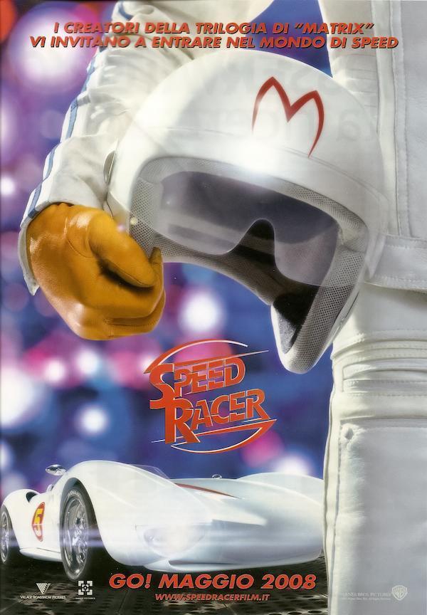 Speed Racer 1617x2328
