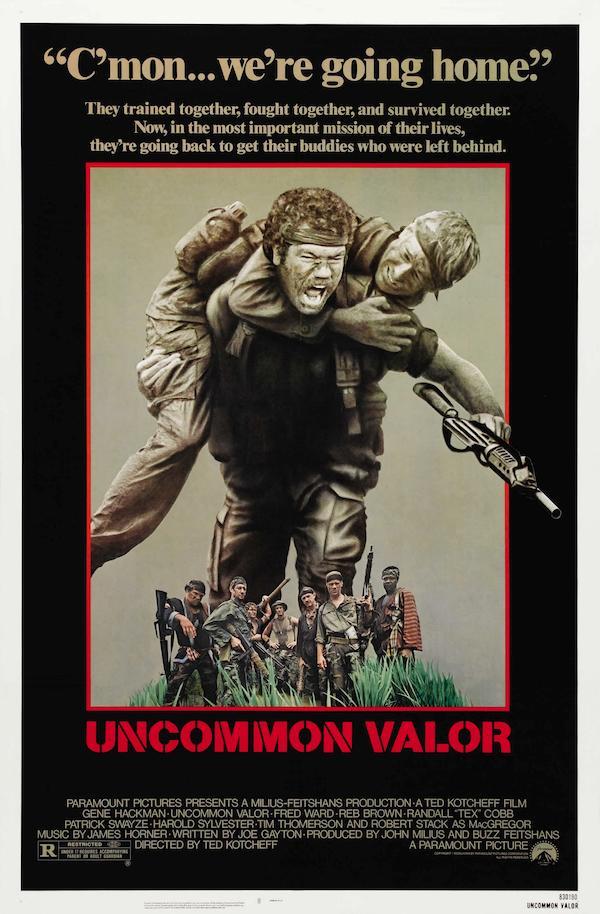 Uncommon Valor (1983) online ελληνικοί υπότιτλοι