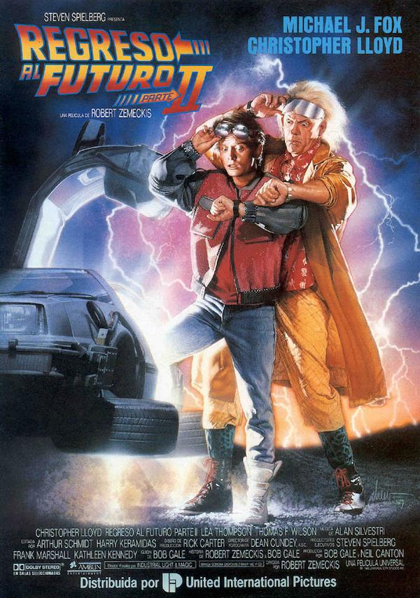 Back to the Future Part II 663x945